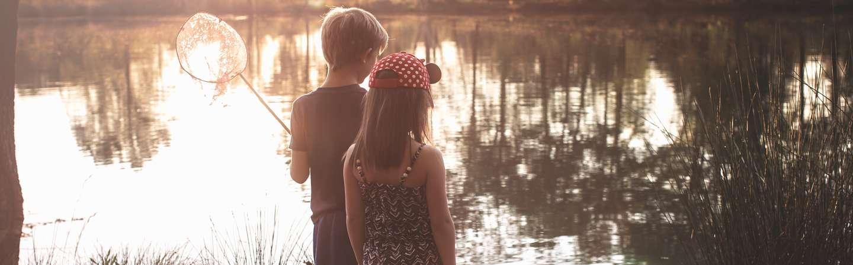 Reiseart Familienurlaub Kinder See
